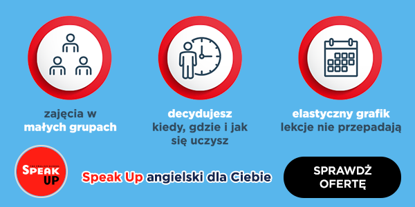 Oferta kursów SpeakUp
