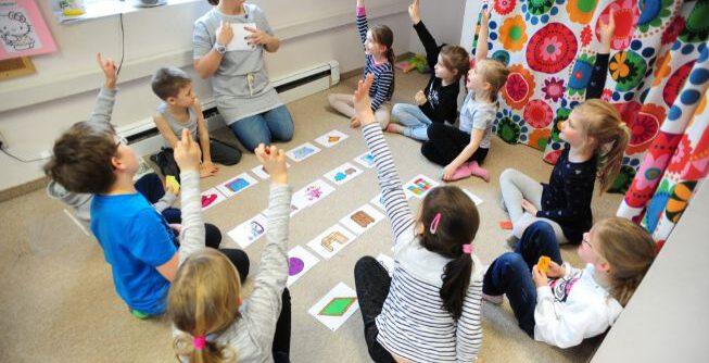 Lekcje języka angielskiego dla dzieci