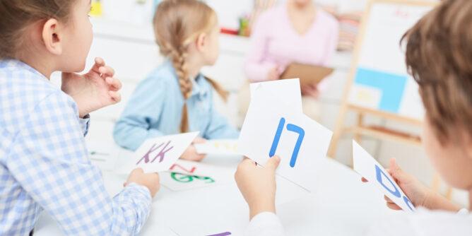 Język angielski dla przedszkolaków