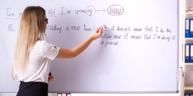 Nauka angielskiego – czas rozprawić się z mitami