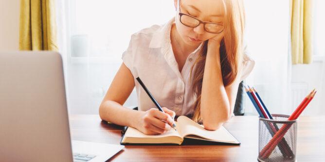 Studiowanie przez internet